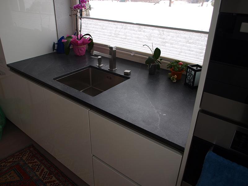 küchen aus naturstein hygienisch langlebig edel