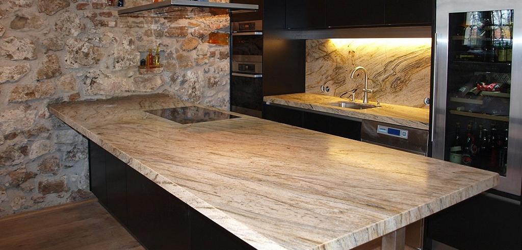 natursteine für bäder, küchen, außenbereich von praxl natursteinhandel - Naturstein In Der Küche